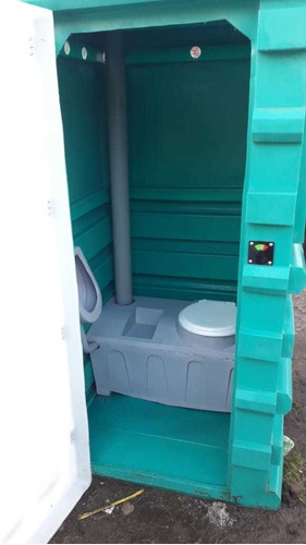 alquiler baños quimicos. obra garita evento - zona norte