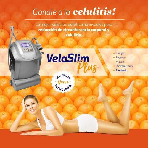 alquiler body health crioradiofrecuencia+himfu/velasim plus