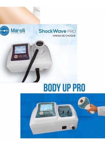 alquiler body up doble y simple ondas de choque desde2500