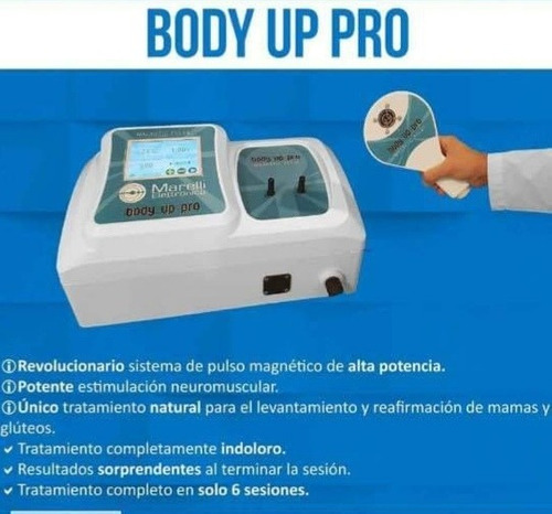alquiler body up ,ondas de choque,ambos $4500