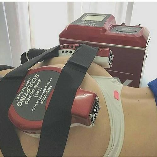 alquiler  body up pro - criolipolisis - onda de choque -vela