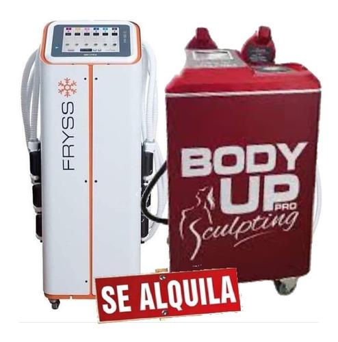 alquiler  body up pro - hifu - criolipolisi plano meditea