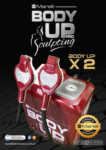 alquiler body up pro sculpting