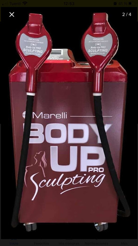 alquiler body up pro sculpting doble cabezal + vacumterapia