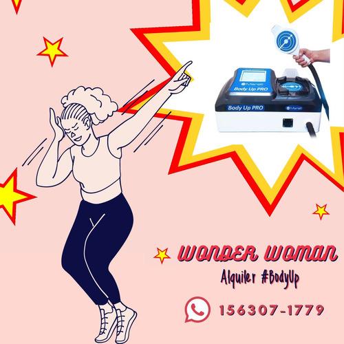 alquiler bodyup 12 hs - envio gratis caba