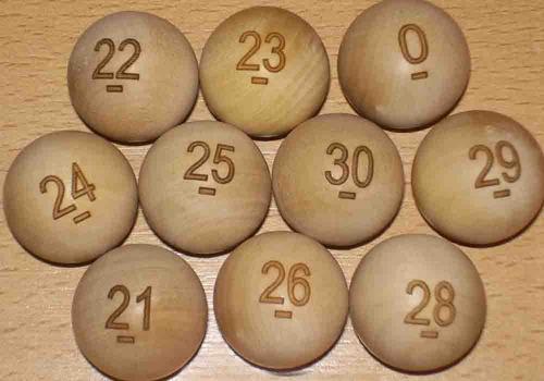 alquiler bolillero bingo o sorteos, con 90 bolillas madera
