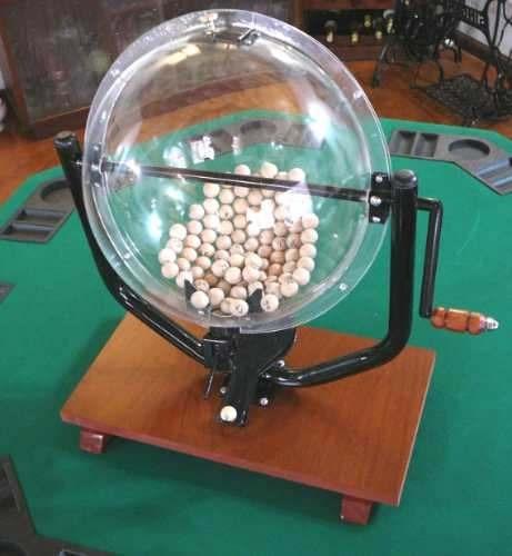alquiler bolillero de bingo y ruletas