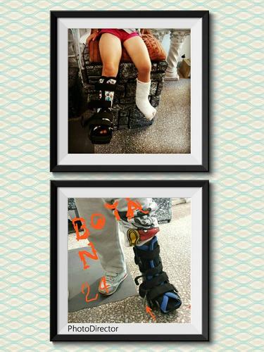 alquiler bota walker pediatrica 24/25 26/27 28/29 30/3132/33