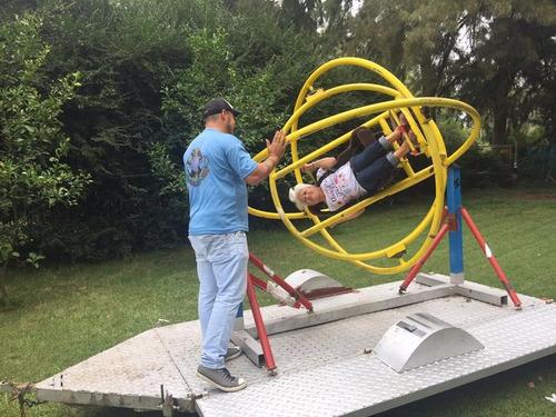 alquiler bungee jumping toro mecanico tabla de surf relojito