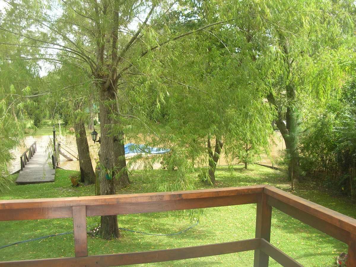 alquiler cabaña delta tigre (casa sobre arroyo antequera)