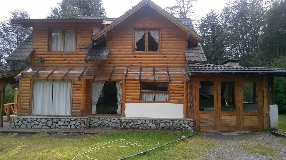alquiler cabaña villa la angostura