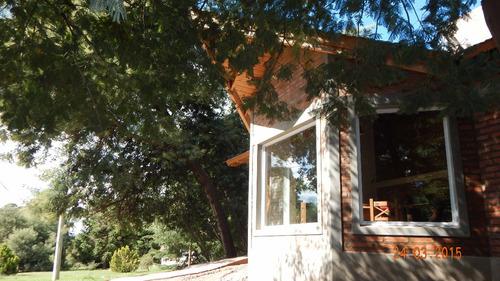 alquiler cabaña villa ventana