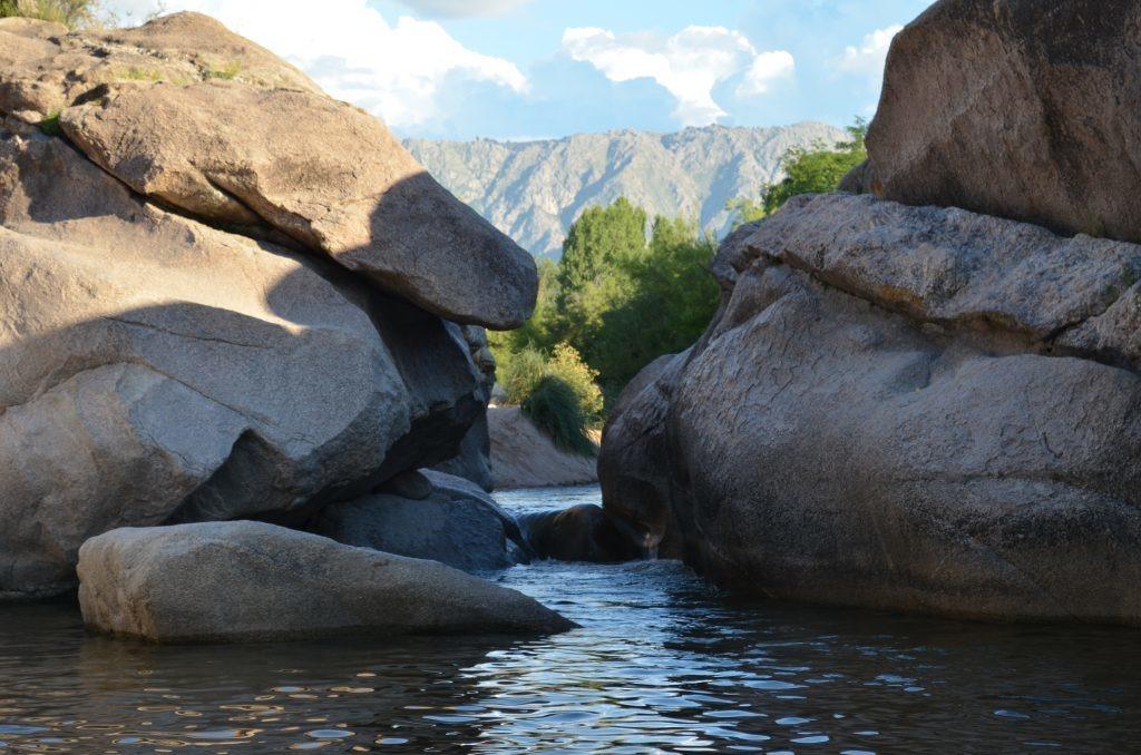 alquiler cabañas casa nono mina clavero cordoba rio