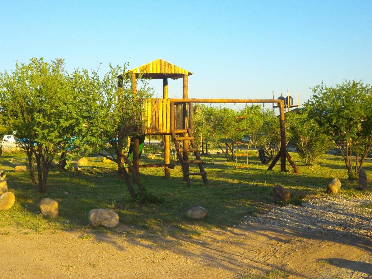 alquiler cabañas el shaddai nono mina clavero cordoba pileta