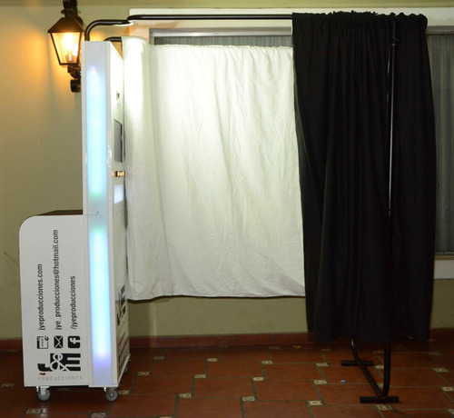 alquiler cabina de fotos fotocabina souvenirs photobooth z/o
