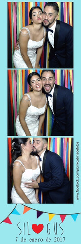 alquiler cabina de fotos - picme photo booth