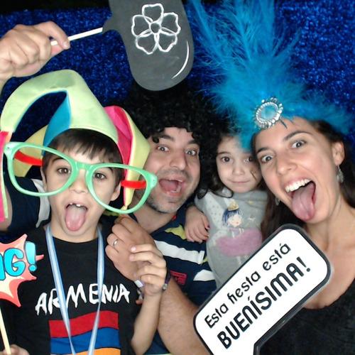 alquiler cabina de fotos selfie instantanea photobooth