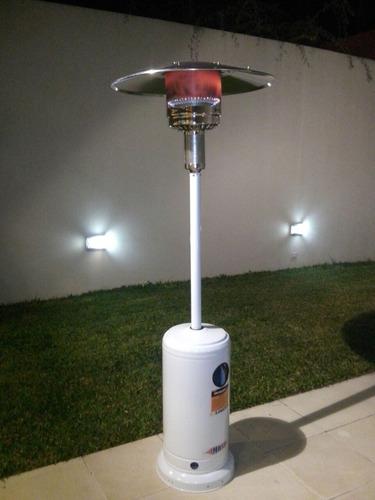 alquiler calefactor exterior tipo hongo/aire acondicionado