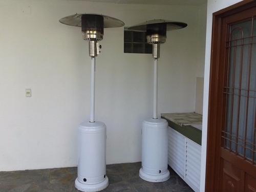 alquiler calefactores, carpas, livings,sillas altas,estufas