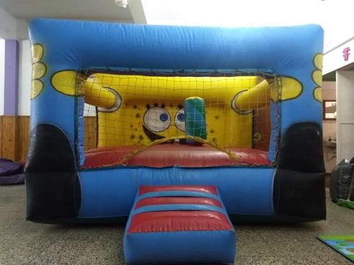 alquiler cama elastica,  inflable, metegol, tejo!!!