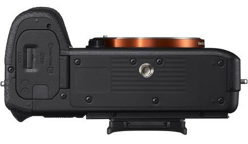 alquiler camara sony a7rii 4k full-frame con lente 28-70