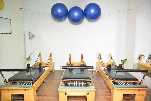 alquiler camas de pilates reformer caba