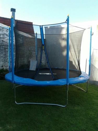 alquiler camas elasticas,inflables,plazas blanda zona norte