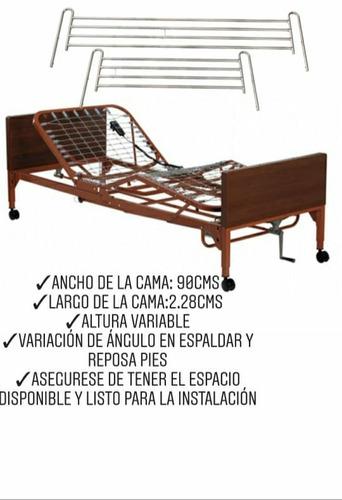 alquiler camas hospitalarias