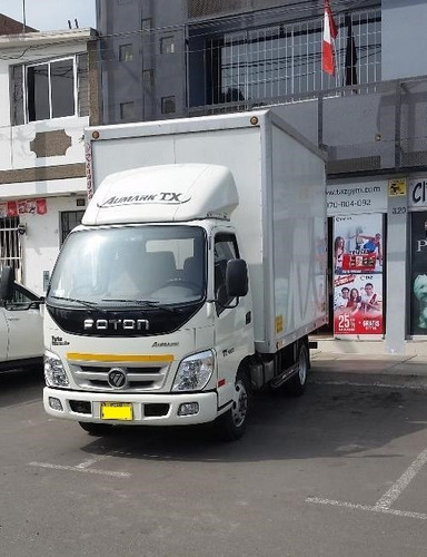 alquiler camión 2tn. p carga y transporte lima metropolitana