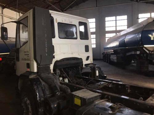 alquiler camión chasis iveco