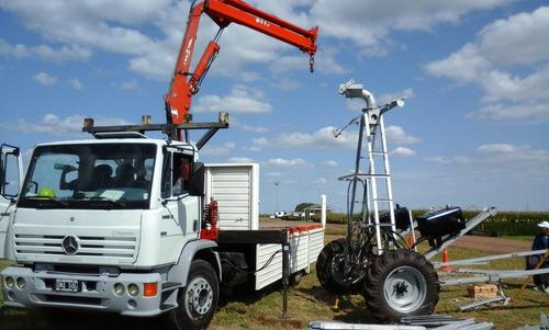 alquiler camion con hidrogrua grua barquilla