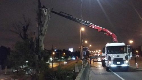 alquiler camión con hidrogrúa - retroex - bobcat 1154291652
