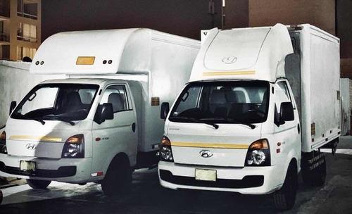 alquiler camión furgon 2 toneladas