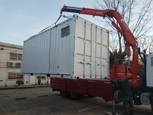 alquiler camion hidrogrua