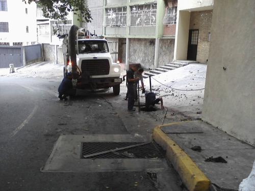 alquiler camion vacuum
