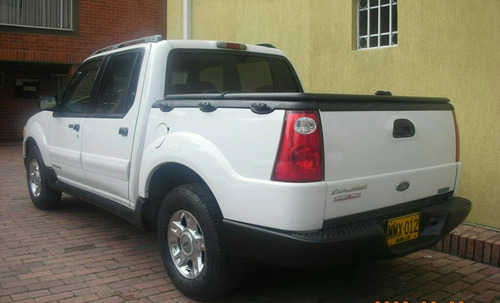alquiler camioneta doble cabina modelo 2003 con conductor