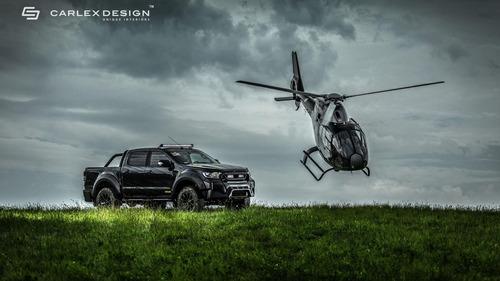 alquiler camionetas pick/up ford ranger 2019 +chofer