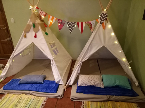 alquiler!!! candy bar ,tea party& carpitas tipi pijamada! .