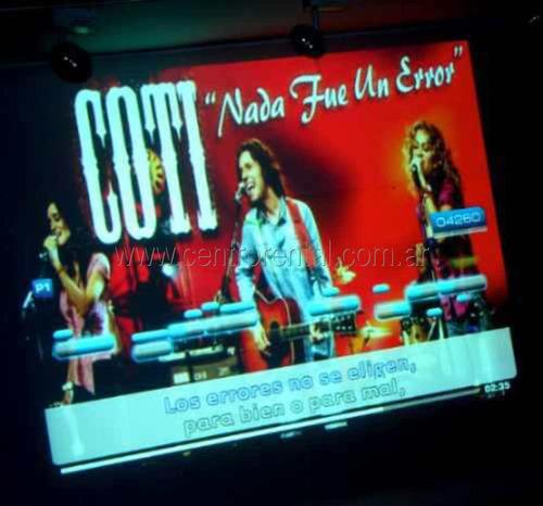 alquiler cañon proyector retroproyector pantalla  karaoke