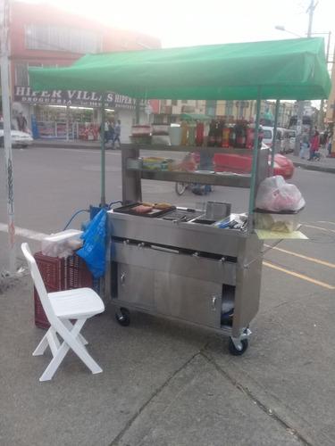 alquiler carrito de comida rapida