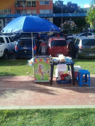 alquiler!! carrito de perros calientes para eventos, fiestas