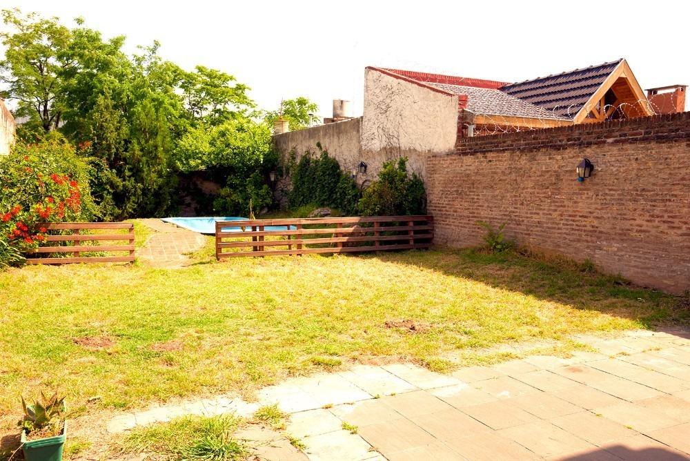 alquiler casa 4 ambientes con pileta en castelar norte