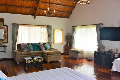 alquiler casa campestre en villa de leyva de12 a 25 personas