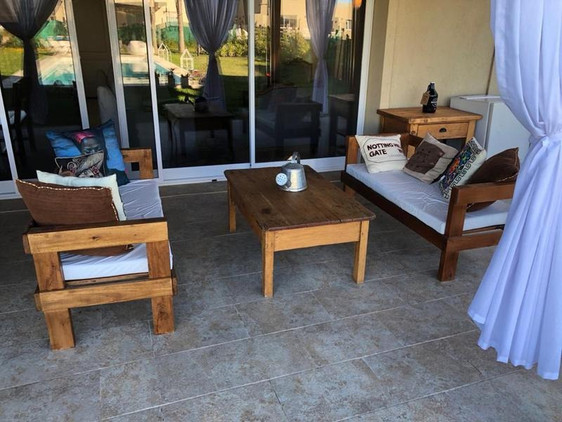 alquiler casa con 3 dormitorios y pileta - san gabriel- villanueva