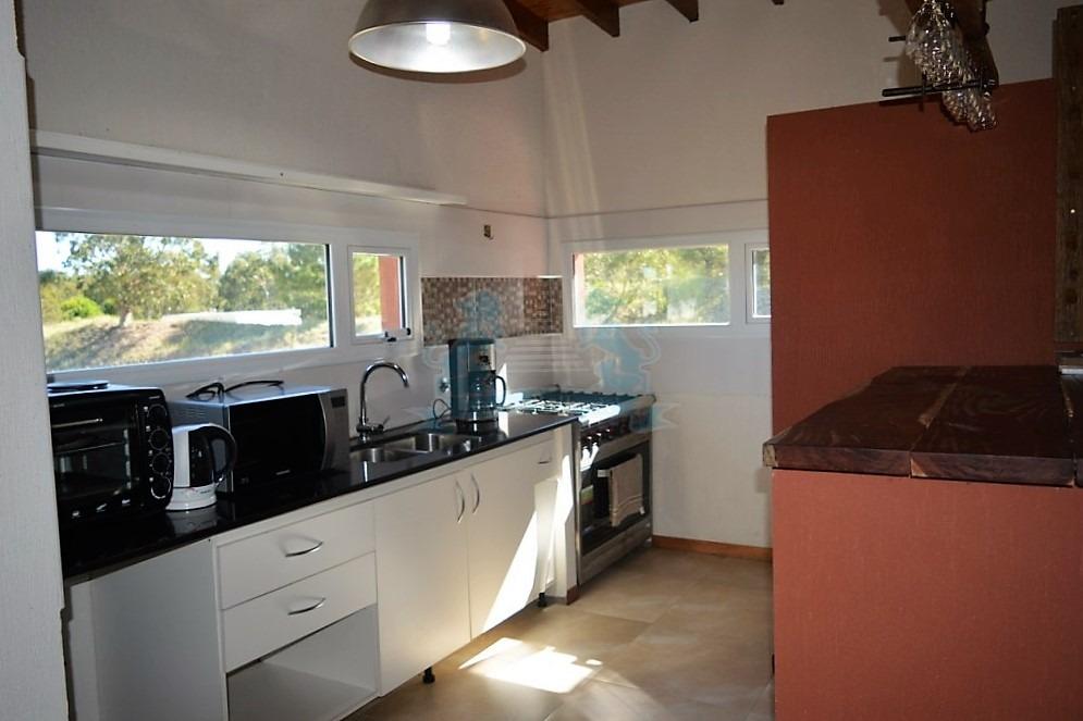 alquiler casa  costa esmeralda barrio cerrado 4 dormitorios