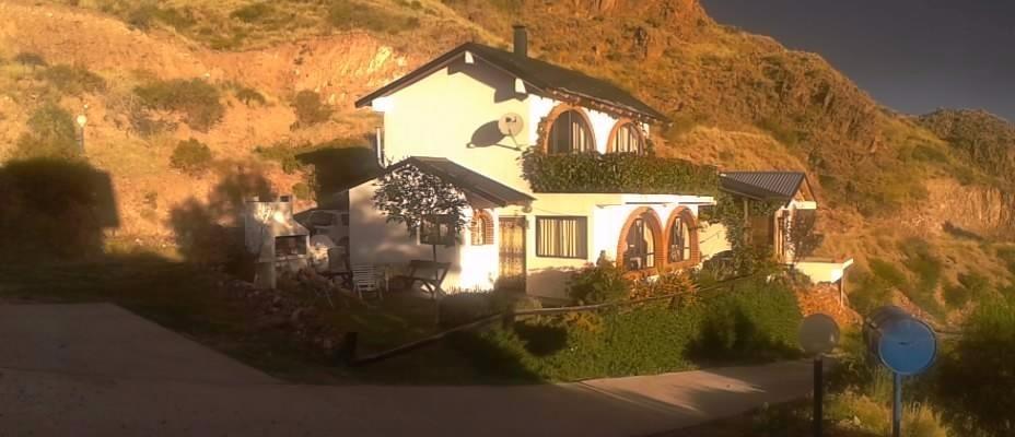 alquiler casa de la montaña en los reyunos.mendoza - san rafael --