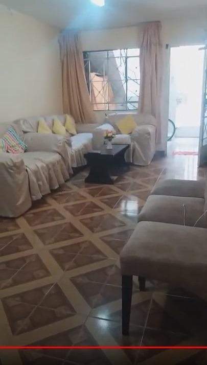 alquiler casa departamento primer piso 90m2 1200 con cochera