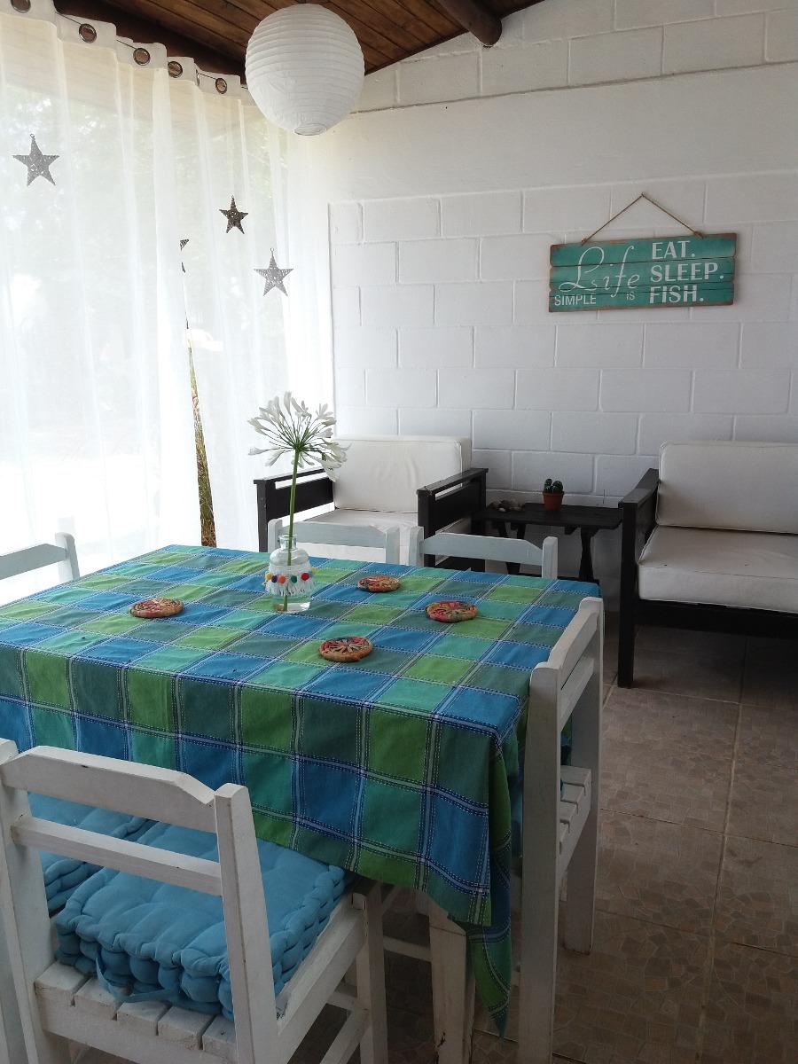 alquiler  casa en balneario argentino a estrenar