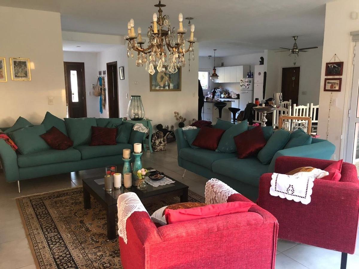 alquiler casa en barrio privado - la herradura
