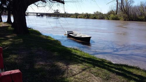 alquiler casa en costa río. playas. pesca. náutica.